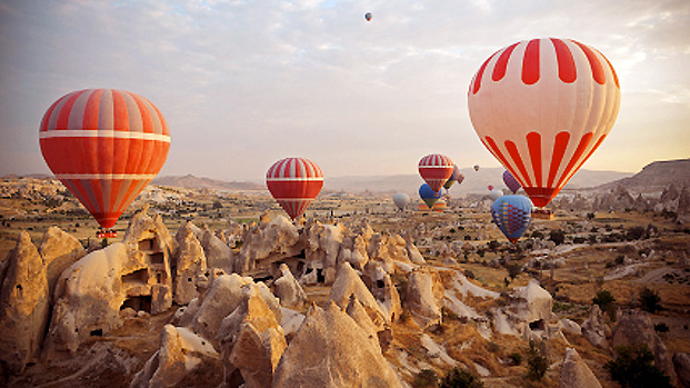 Cappadosia turkey